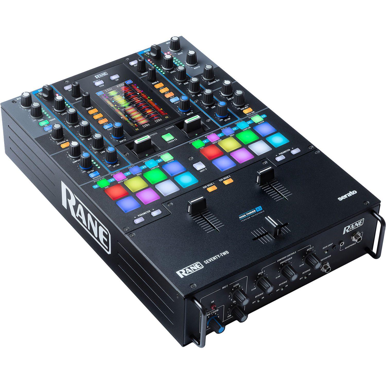 mixer dj dành cho scratching