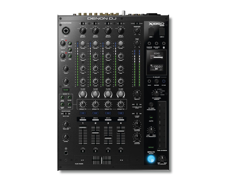 DJ mixer x1850