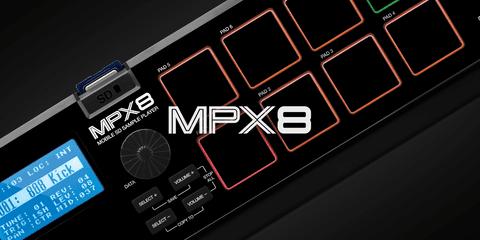 tiết kiệm thời gian làm nhạc với mpx8
