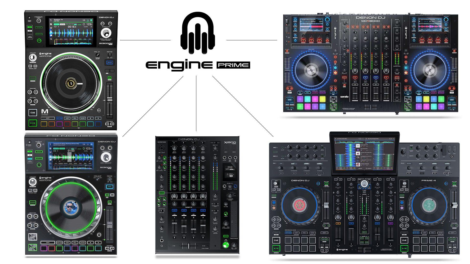 soạn nhạc dj với engine