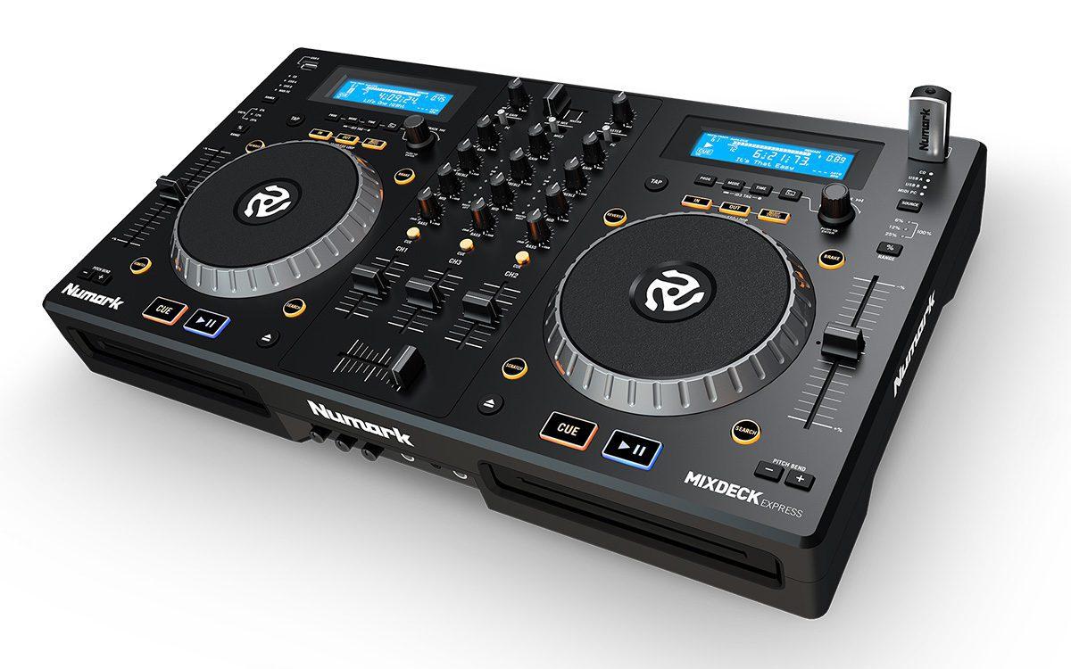 bàn dj numark mixdeck express
